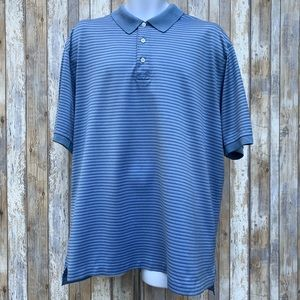 Brooks Brothers Performance Knit Golf Polo.
